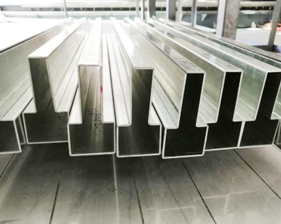 大型不锈钢剪板折弯