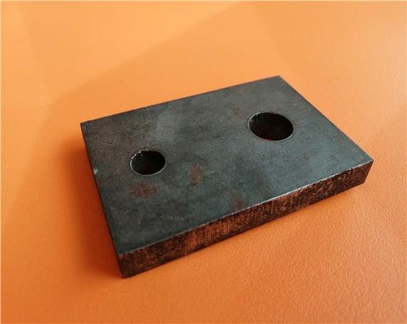 8mm铁板激光切割